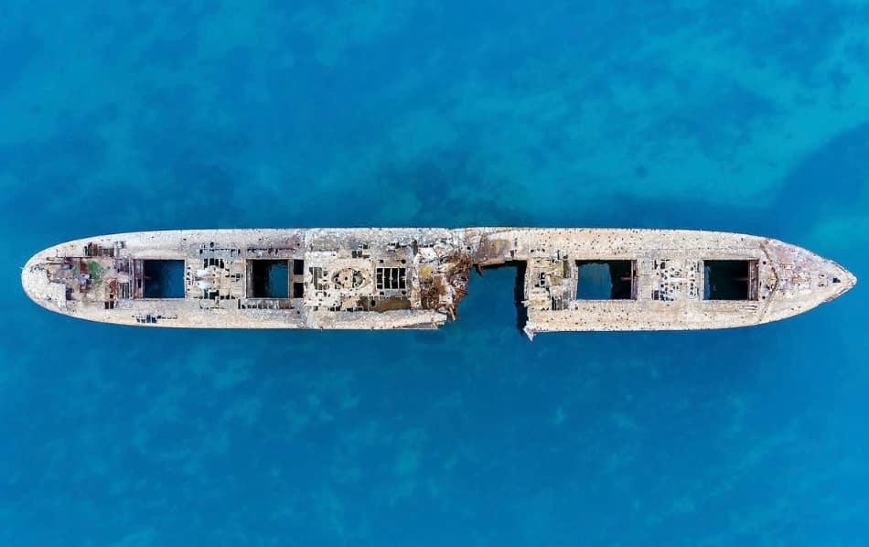 il cargo Cotopaxi in viaggio da Charleston a L'Avana scomparve misteriosamente