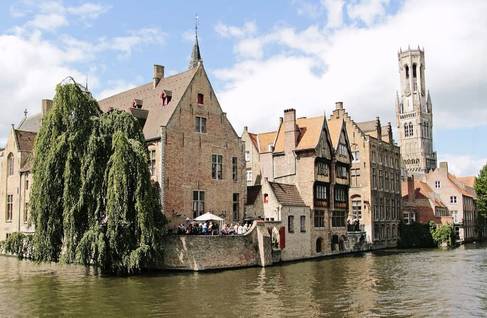 Bruges è una piccola fuga possibile