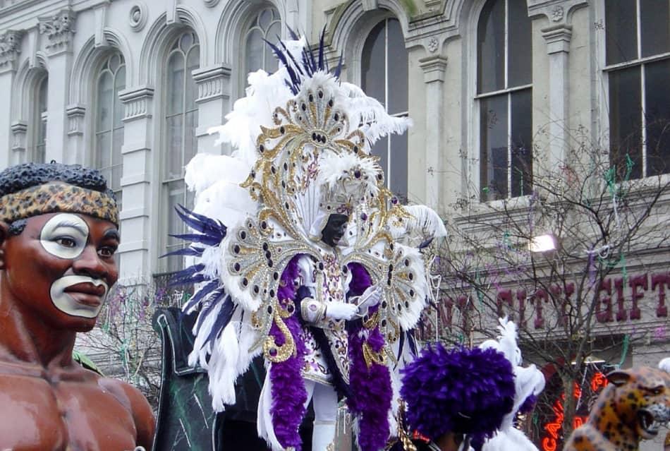 sfilate del Mardi Gras