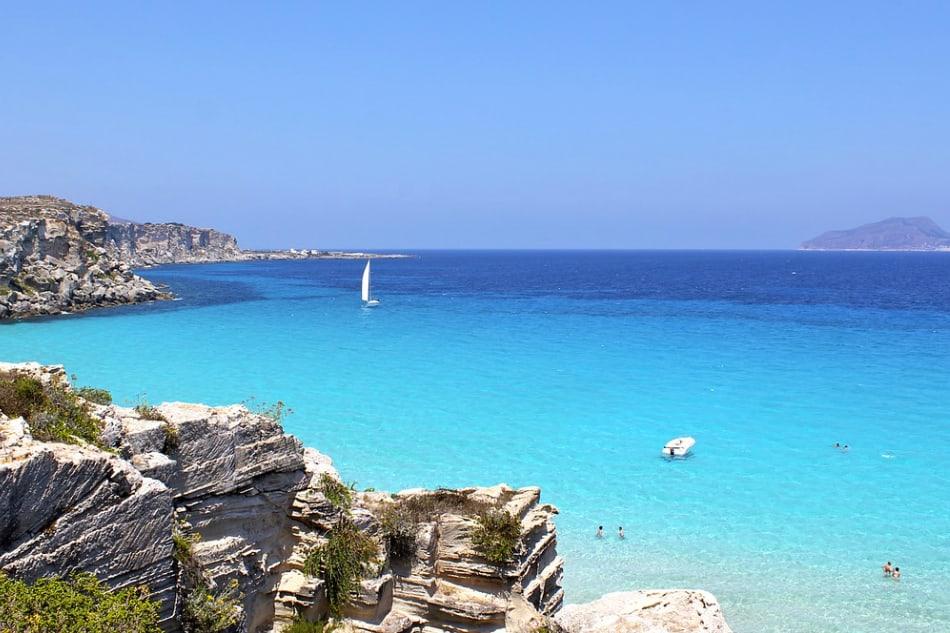 scegliamo un'isola della Sicilia: Favignana