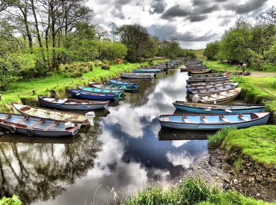 Lough Leane, vero cuore del parco