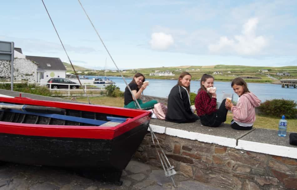 la penisola di Iveragh e il Ring è senz'altro il percorso più amato e famoso d'Irlanda