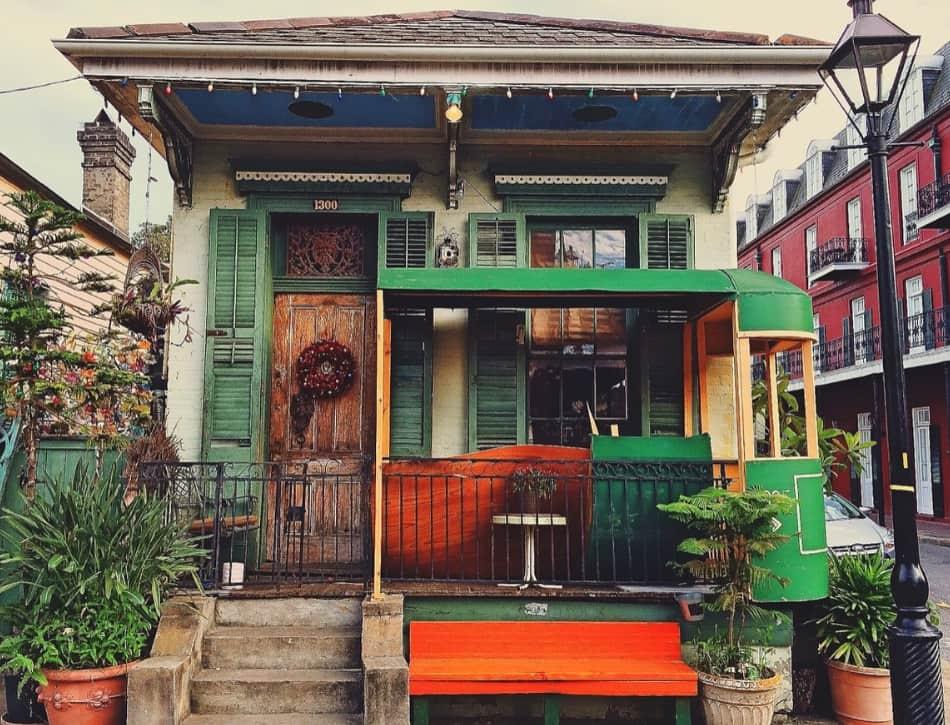 New Orleans culla di letterati e musicisti