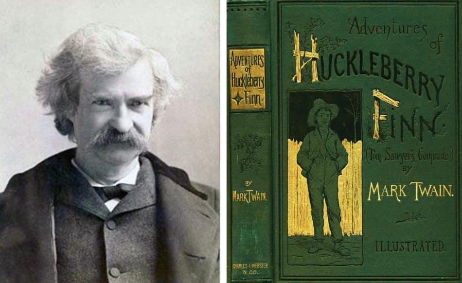 """Lo scrittore de """"Le avventure di Tom Sayer"""" e """"Le avventure di Hucklberry Finn"""""""