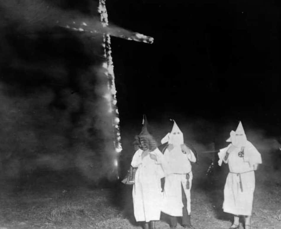 Gli anni incommentabili del Ku Klux Klan