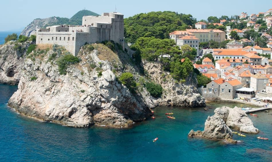 Altra meraviglia da non perdere è Dubrovnik