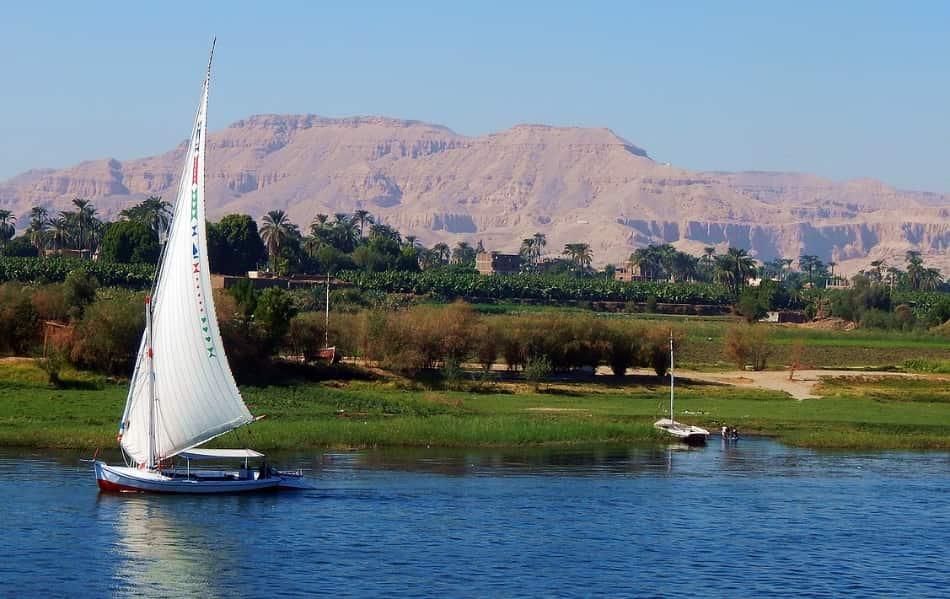 una mini crociera sul Nilo
