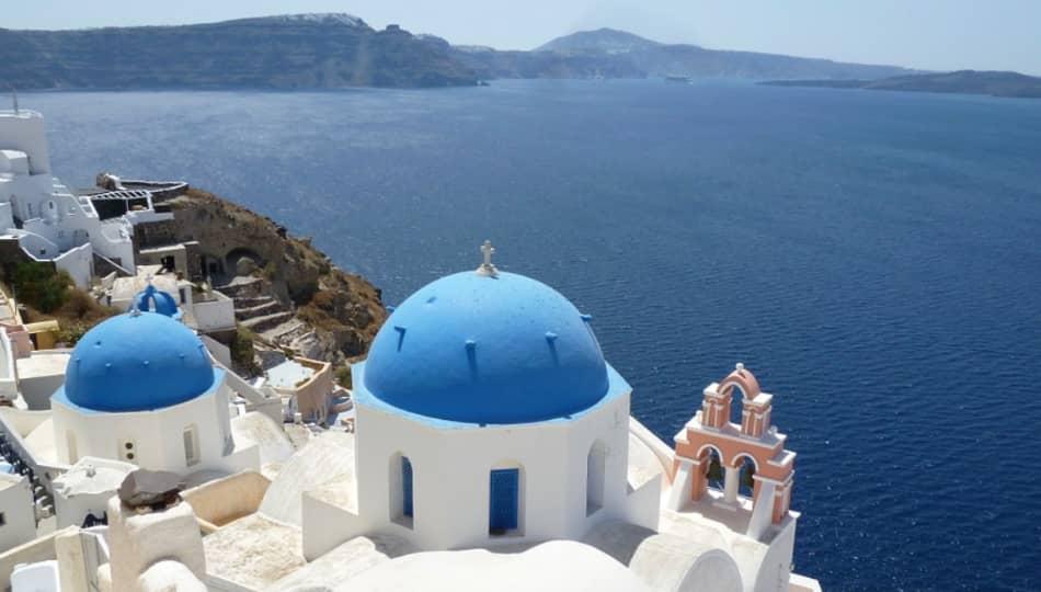 Le feste folkloristiche di Santorini sono quasi tutte legate ai santi