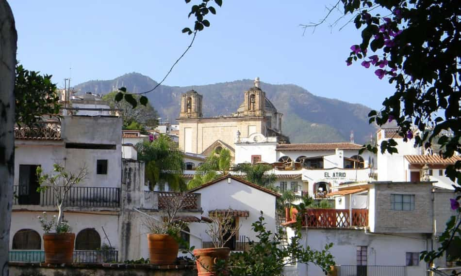 Taxco, miracolo d'argento