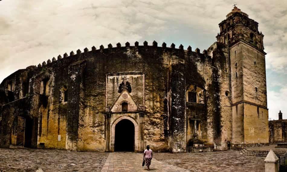 la Cattedrale a Cuernavaca
