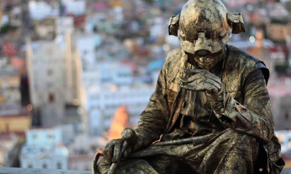 A Guanajuato i minatori hanno faticato tanto