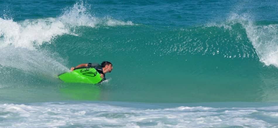 il paesino turistico dei surfisti