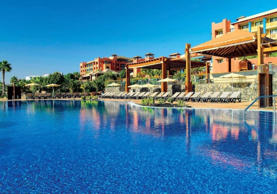 Costa Calma dove sorgono i complessi turistici più famosi dell'isola