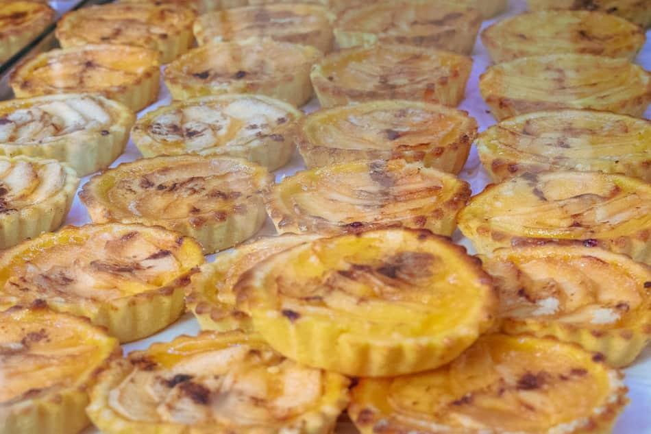non dimenticatevi un salto alla pasticceria di Belem, dolci deliziosi serviti appena sfornati!