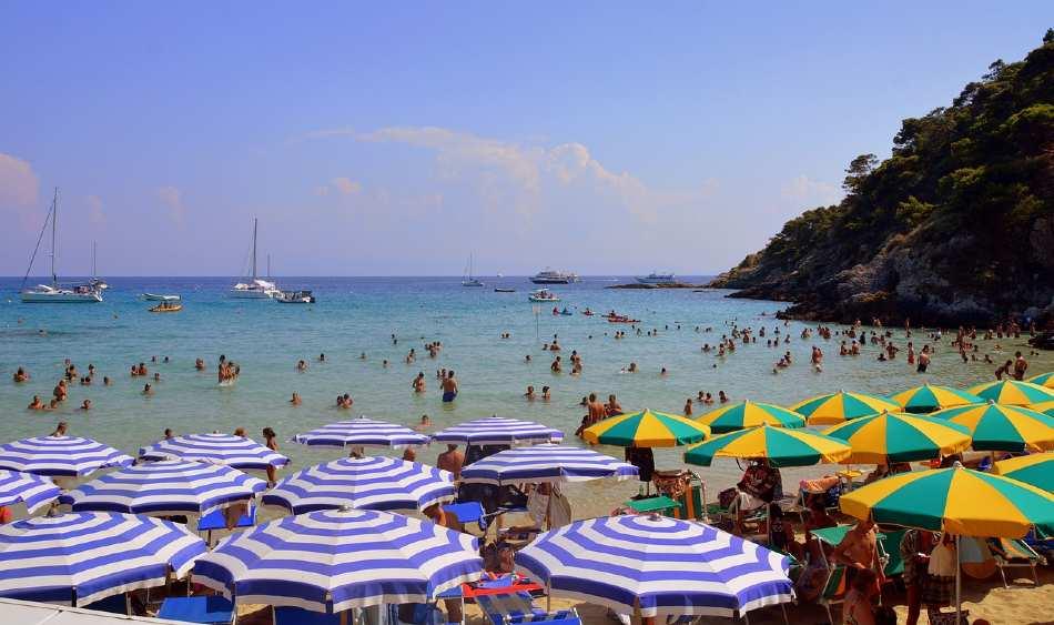 la Puglia, con il suo splendido mare
