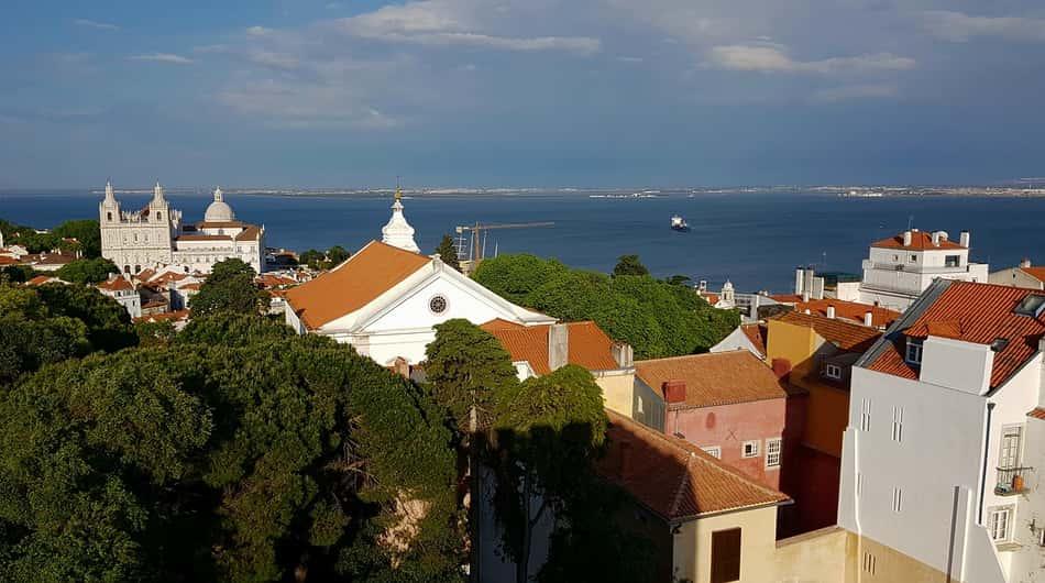 un week end a Lisbona