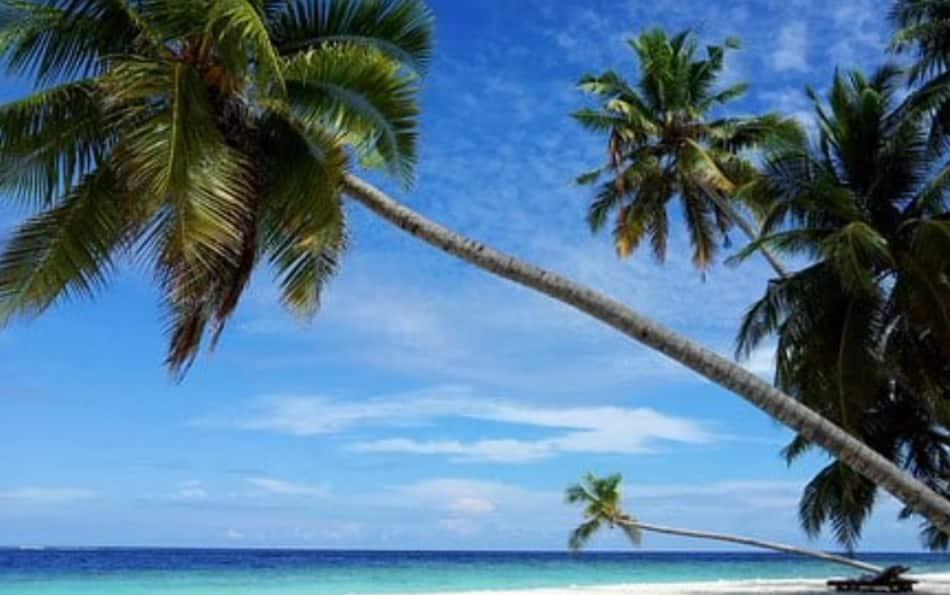 L'arcipelago delle Maldive è abitato da 400.000 persone