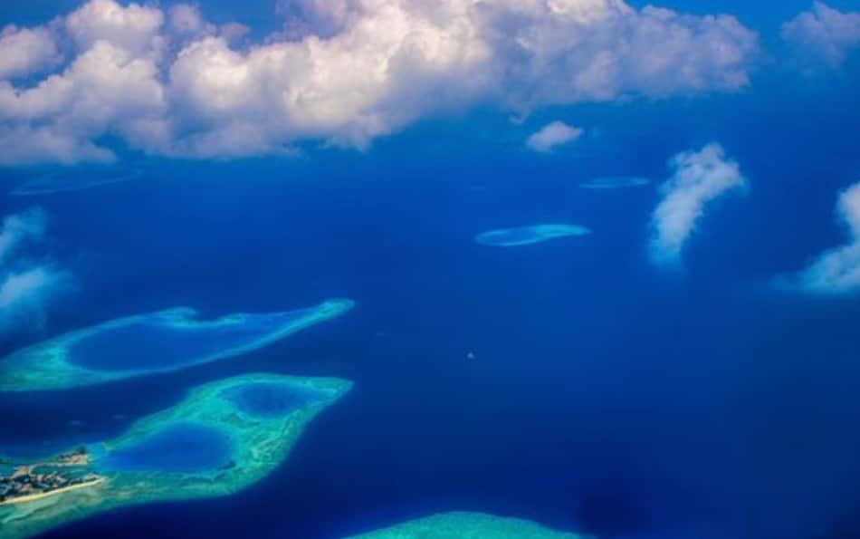 """La parola Atollo significa """"isola lagunare"""""""