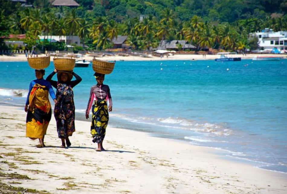 Nosy Be è il volto più turistico del Madagascar