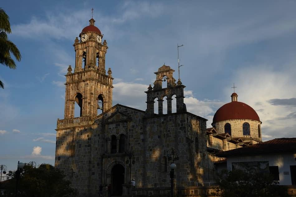 la cattedrale coloniale