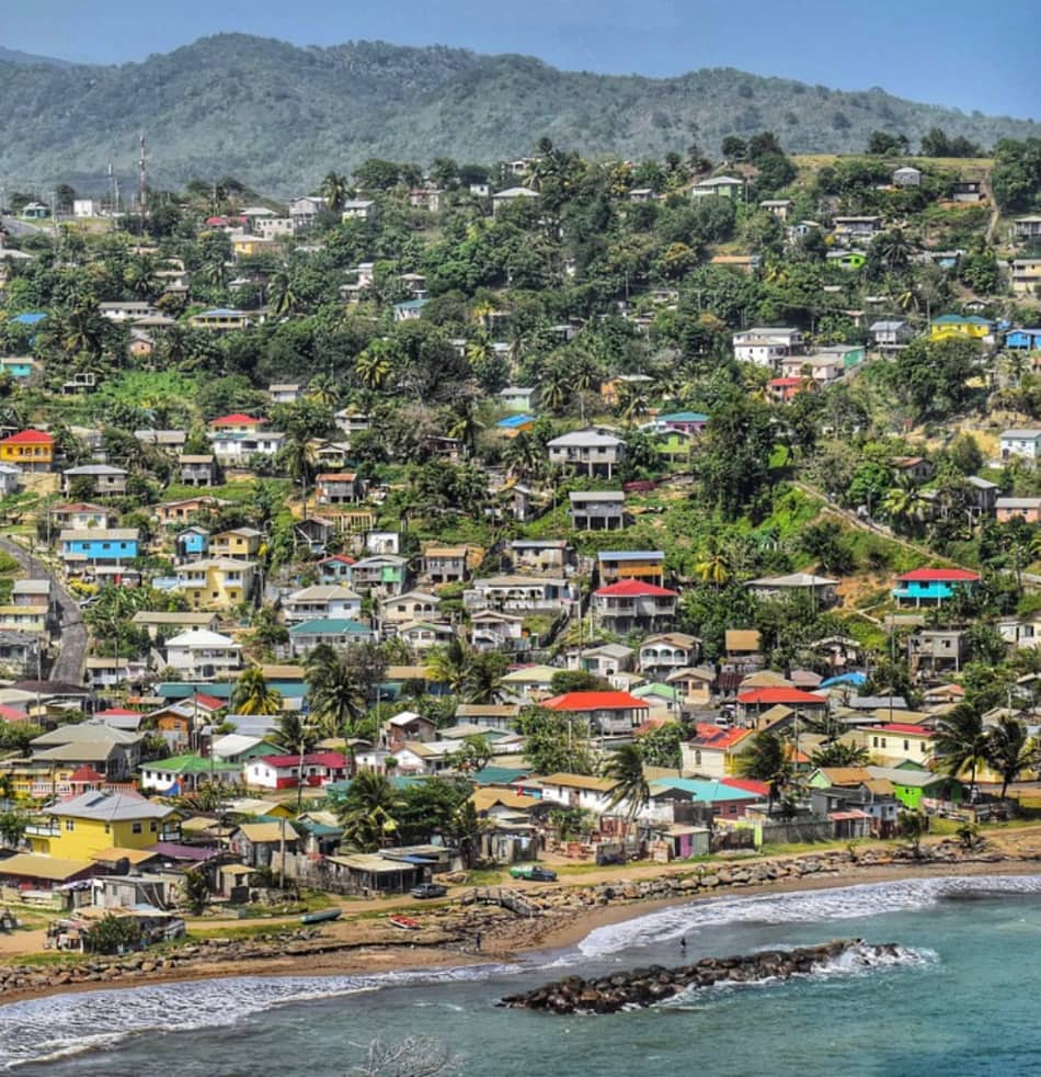 Santa Lucia, un pezzo di Eden, un posto dove restare a lungo, magari in una pensioncina sul mare di Soufrière